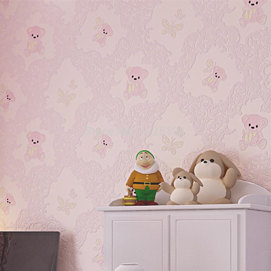 baby room wallpaper wallpapersafari. Black Bedroom Furniture Sets. Home Design Ideas