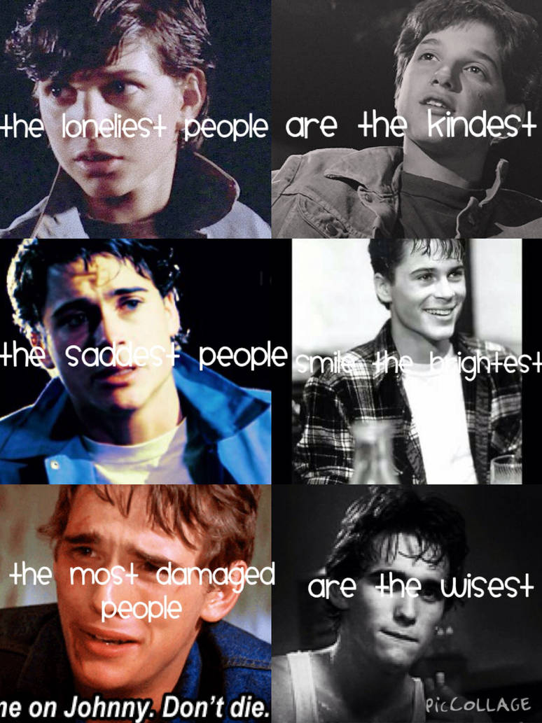 Well The Outsiders Wallpaper By Breyerlover2000   Iphone The 774x1033