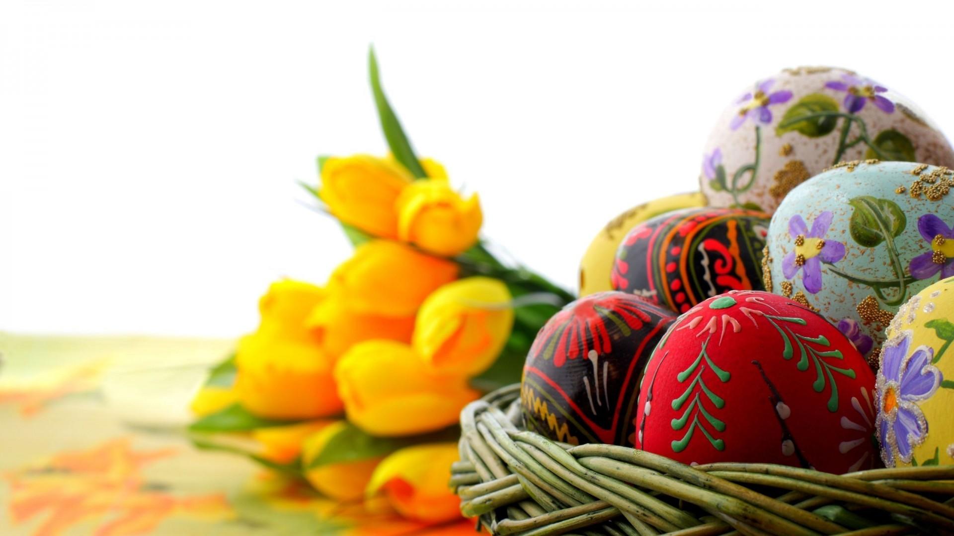 Easter Wallpaper 6832108 1920x1080