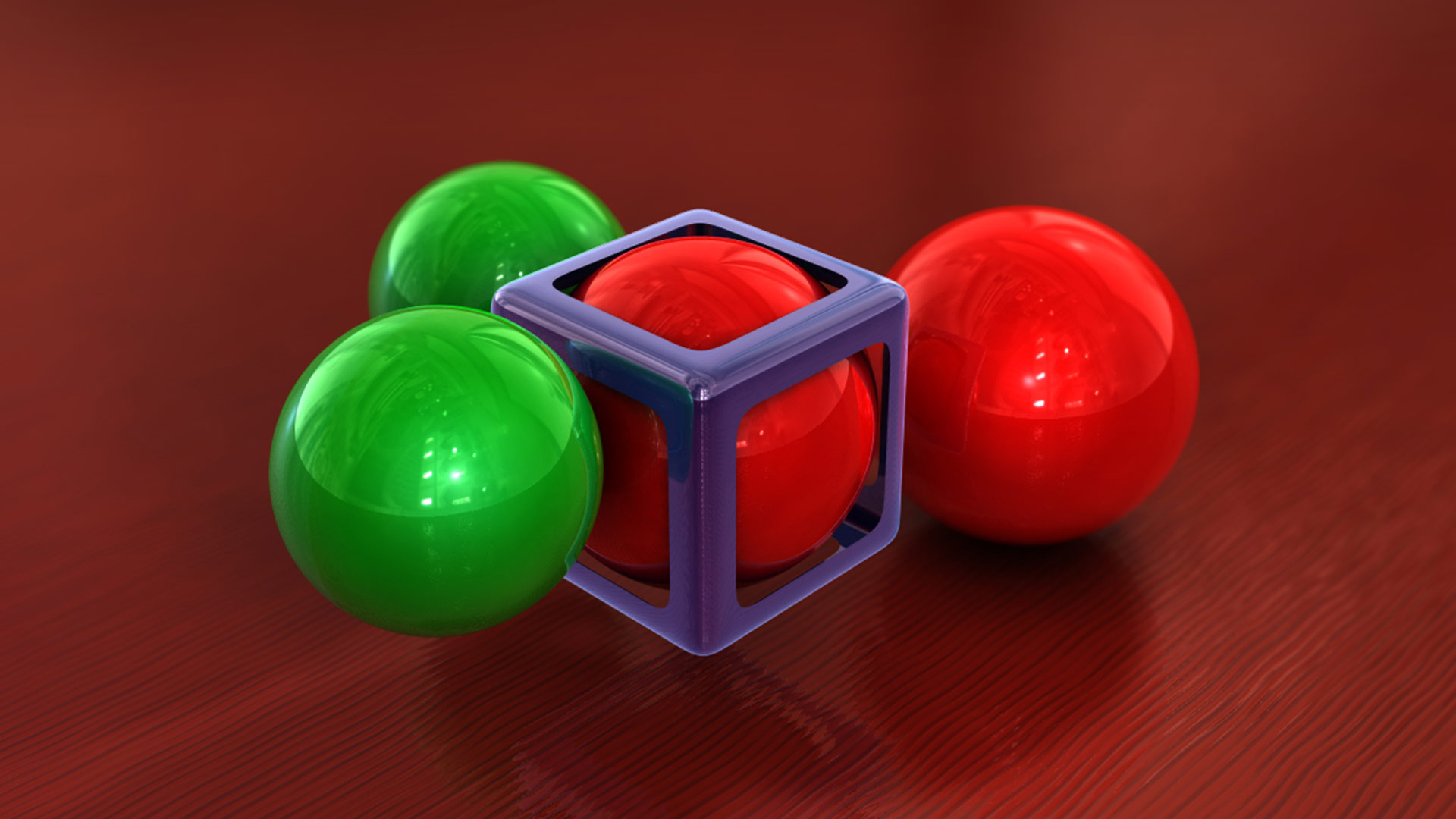 Cube Ball Desktop hd Wallpaper High Quality WallpapersWallpaper 1920x1080