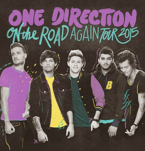 One Direction On The Road Again OTRA Concert In Japan and Sydney 2015 480x500