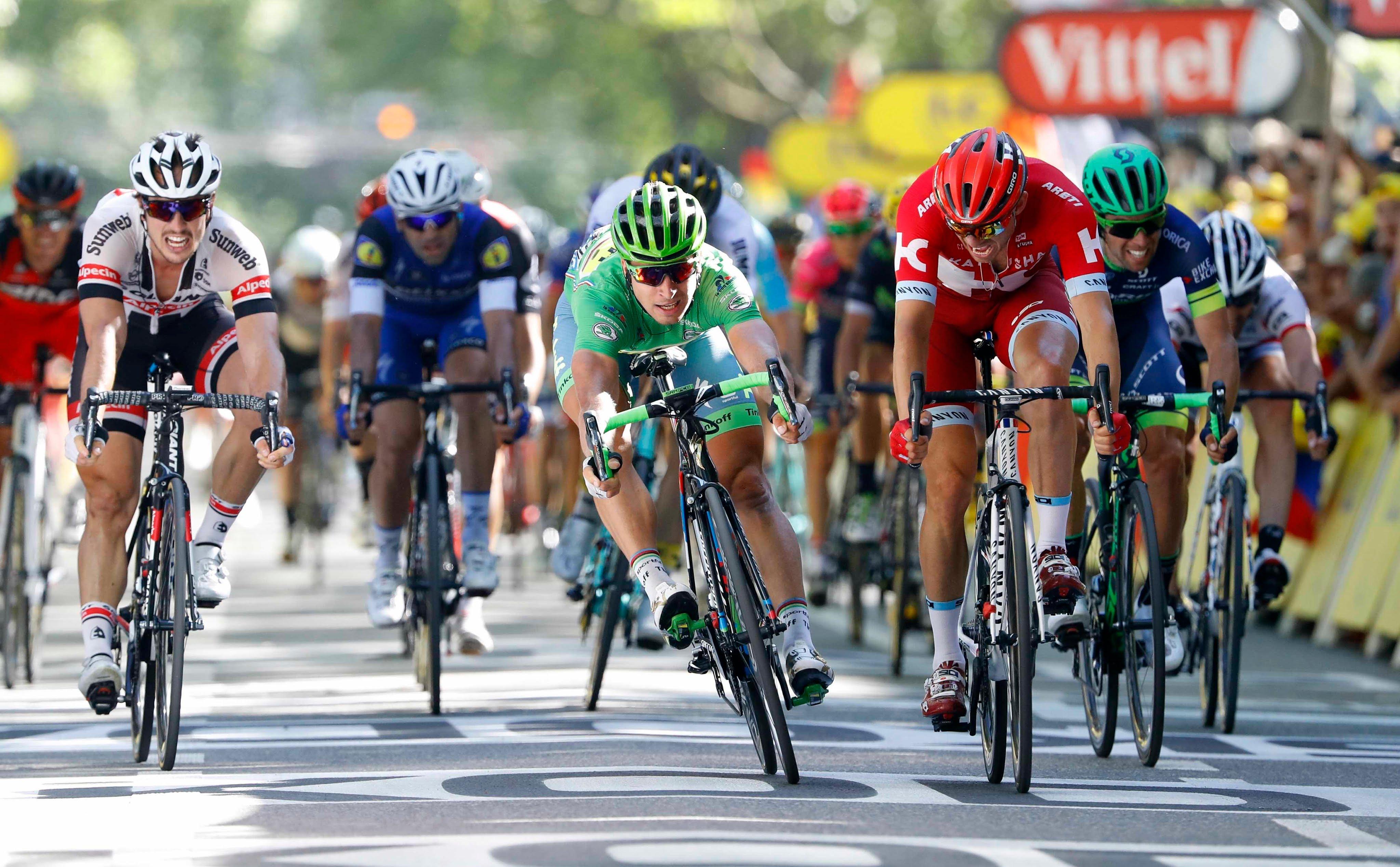Tour de France 2016   Stage 16 4096x2536