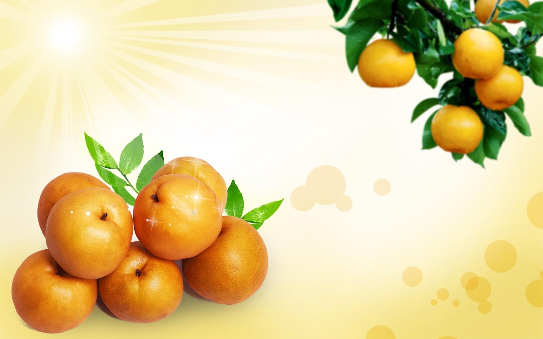 desktop fruits design images download 1440x900