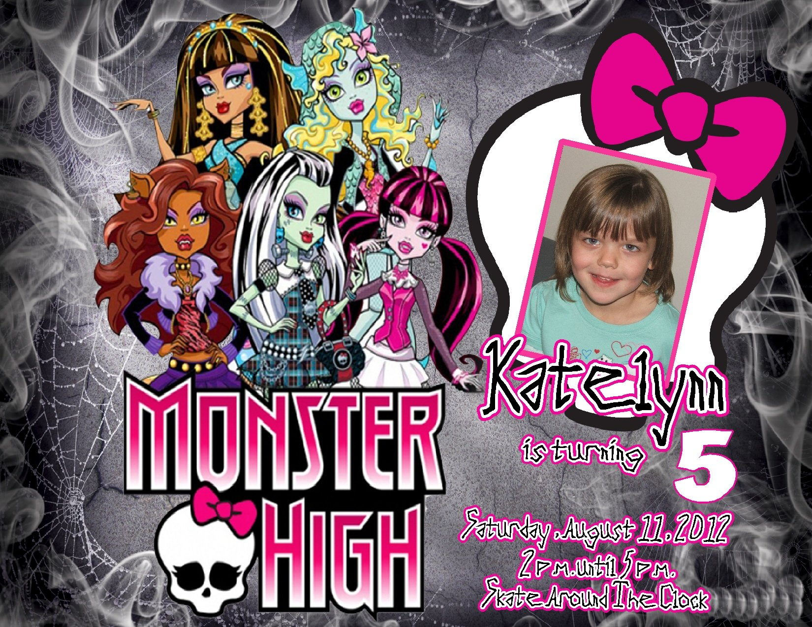 Free Download Awesome Monster High Wallpaper 1650x1275 For Your