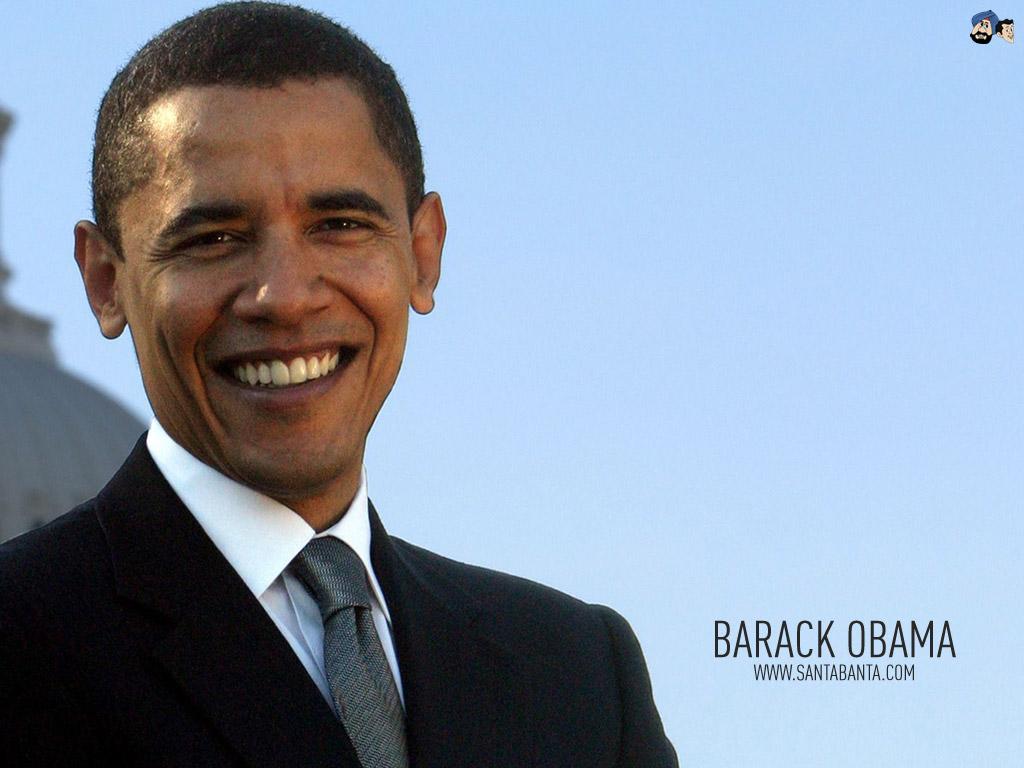 Barack Obama Wallpaper 3 1024x768