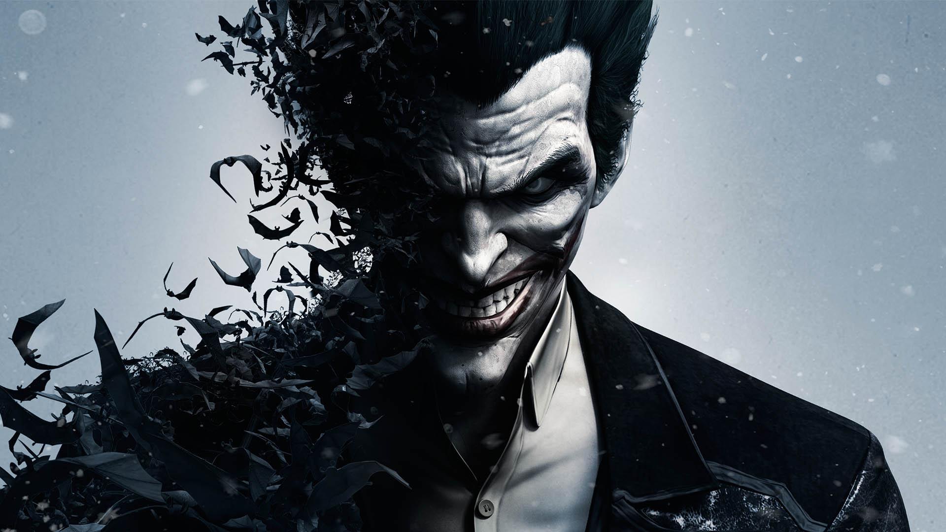 Batman   Arkham Origins   Joker Wallpaper HD   Select Game 1920x1080