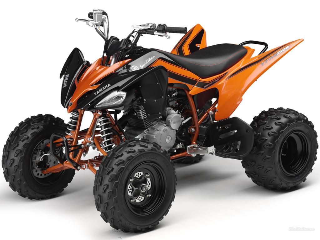 Yamaha ATV 1024x768