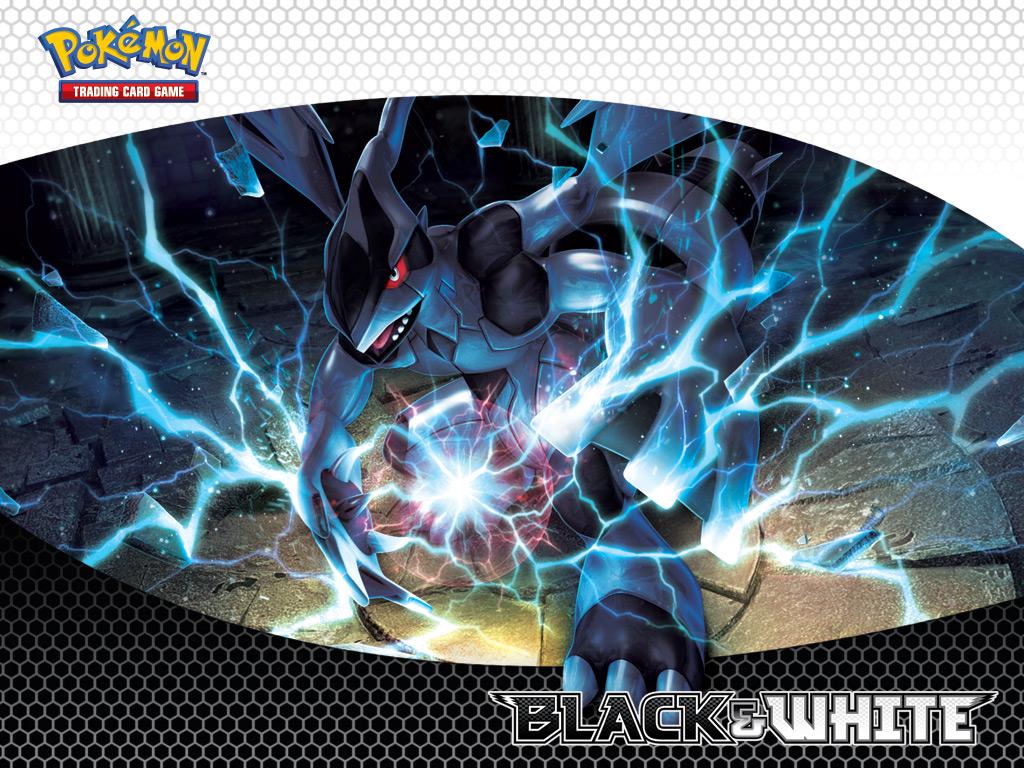 Legendary Pokemon Zekrom 1024x768