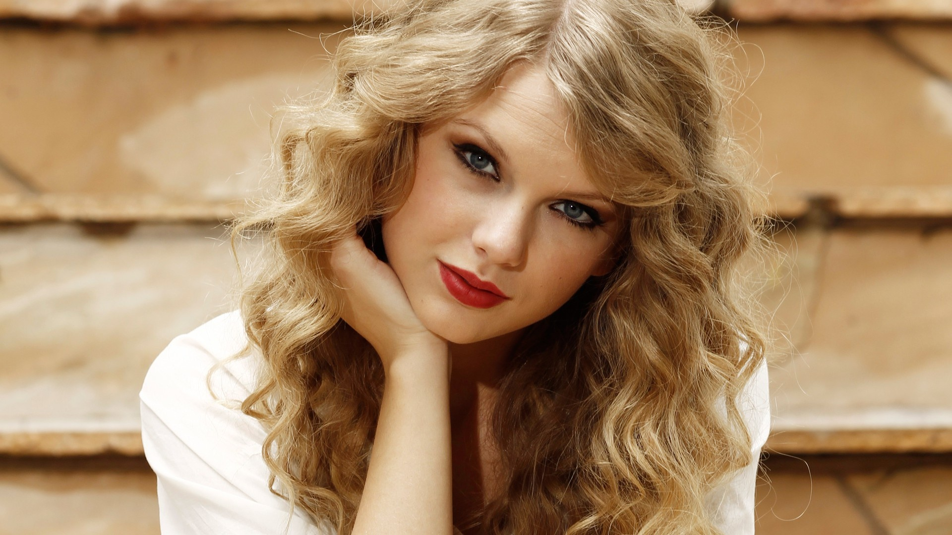 Taylor Swift Hair Style HD Wallpaper Celebrities Wallpapers 1920x1080