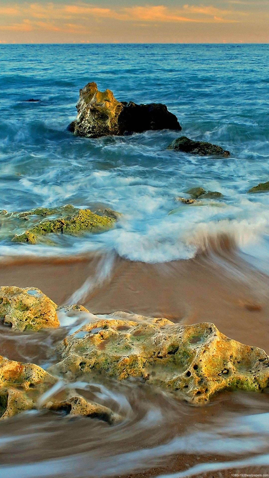 1080p tropical landscape wallpapers wallpapersafari - Beach hd wallpapers 1080p ...