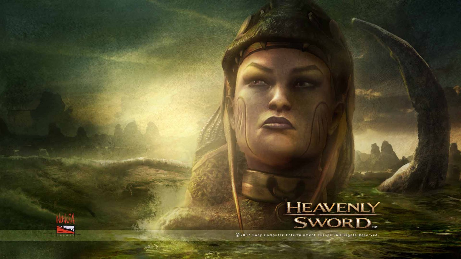 62 Heavenly Sword Wallpaper Hd On Wallpapersafari