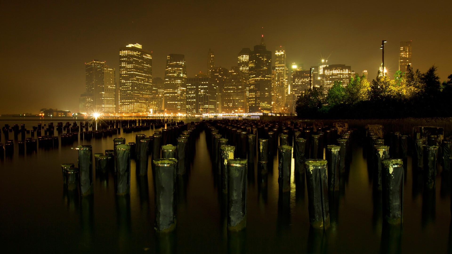 New York City Skyline Wallpapers, wallpaper, New York City Skyline ...