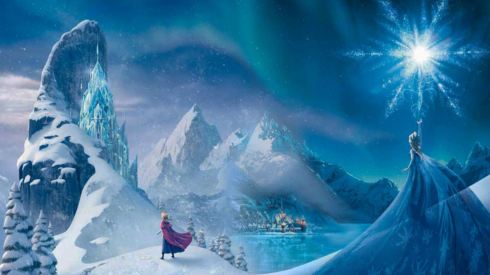 Disney Frozen Wallpaper HD 1904x1071