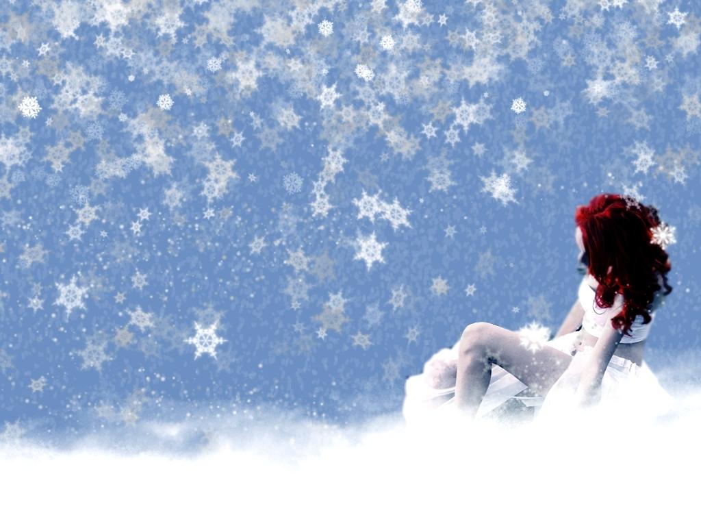 free winter desktop wallpaper which is under the winter wallpapers 1024x768