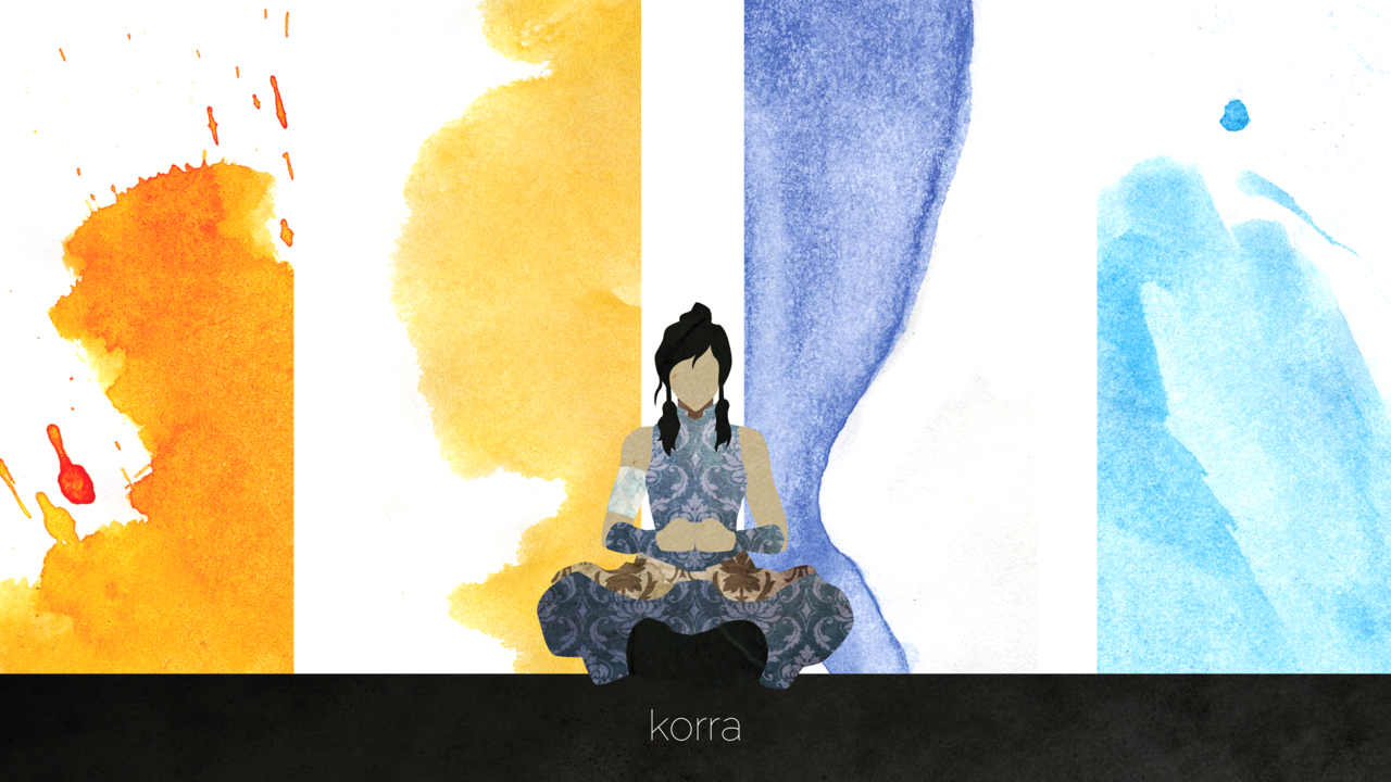 wallpaper iroh Korra the legend of korra lok tenzin Lin mako Bolin 1280x720