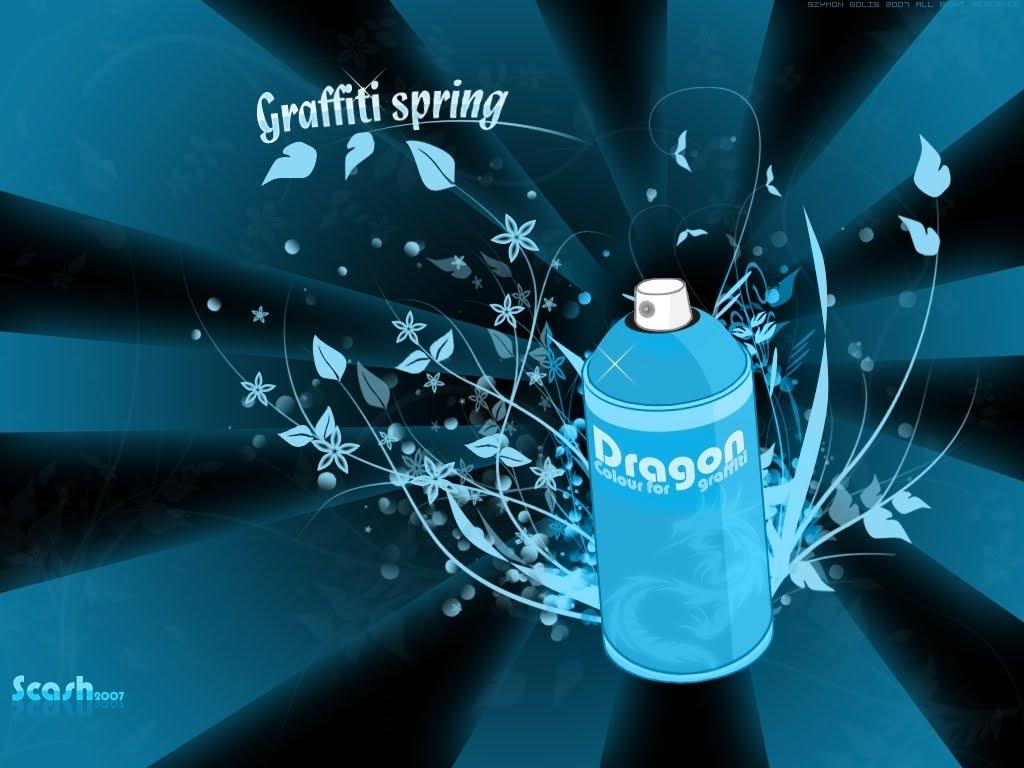 Cool Graffiti Wallpaper Best Designs for Desktop and Laptop Wallpapers 1024x768