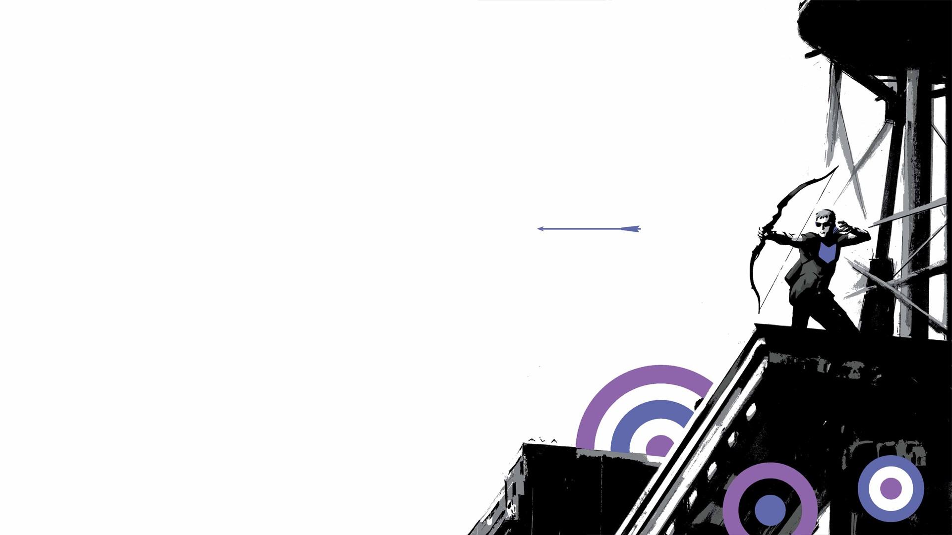Comics   Hawkeye Wallpaper 1920x1080
