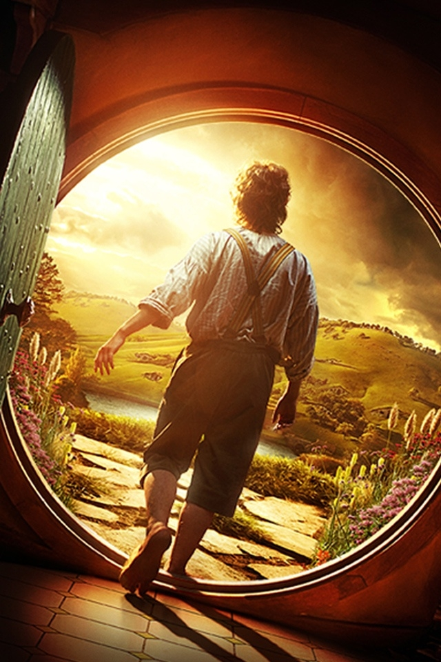 The Hobbit Wallpaper Iphone Wallpapersafari