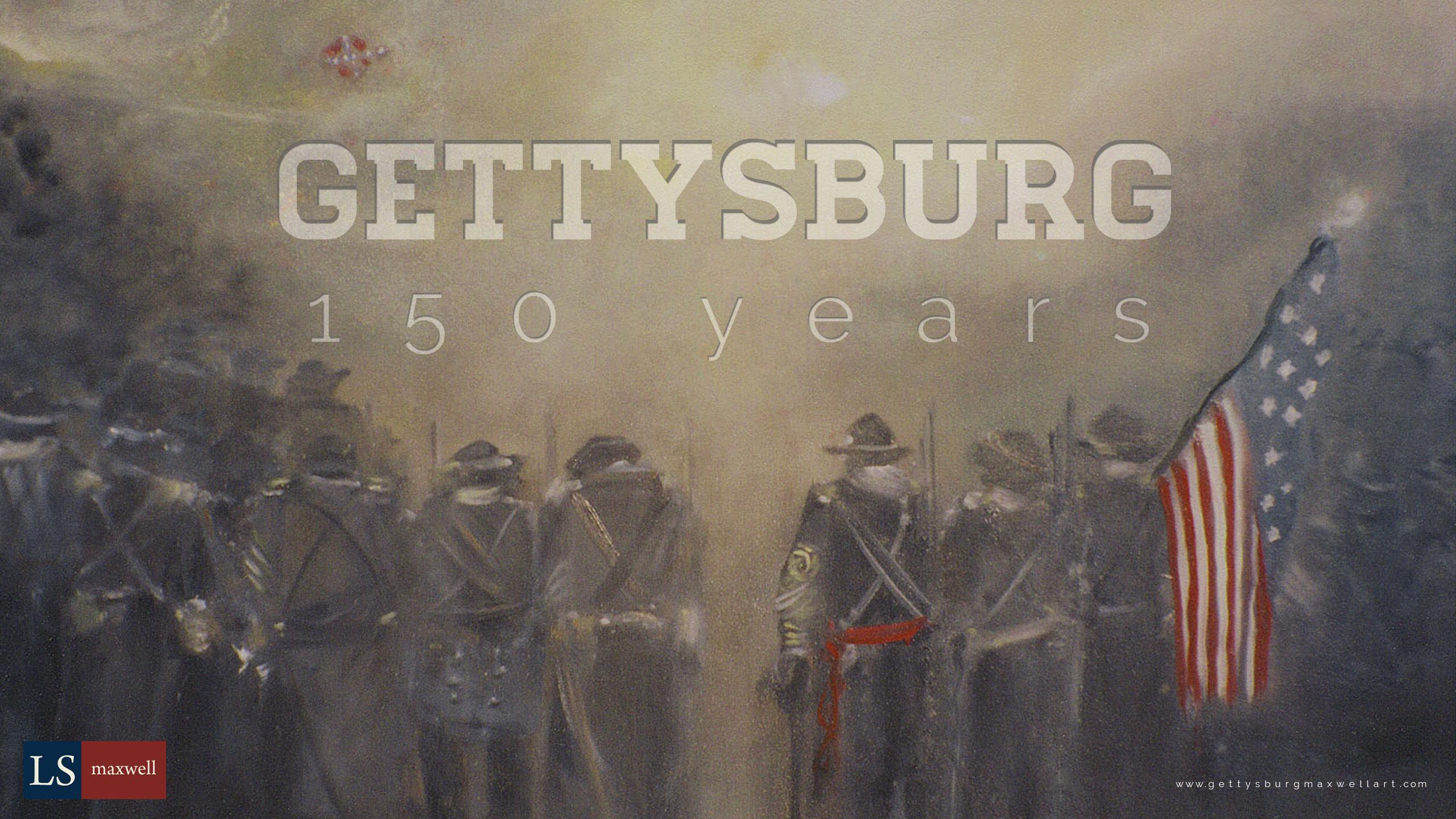Gettysburg Wallpaper 2560x1440
