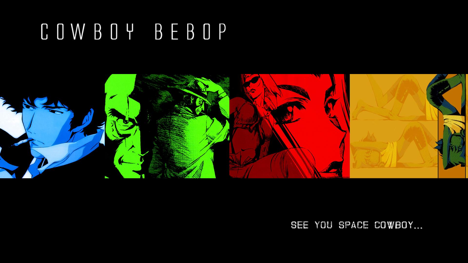 Download Cowboy Bebop Wallpaper 1920x1080 Wallpoper 265246 1920x1080