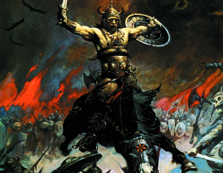 CONAN THE BARBARIAN hq wallpaper background 736x572