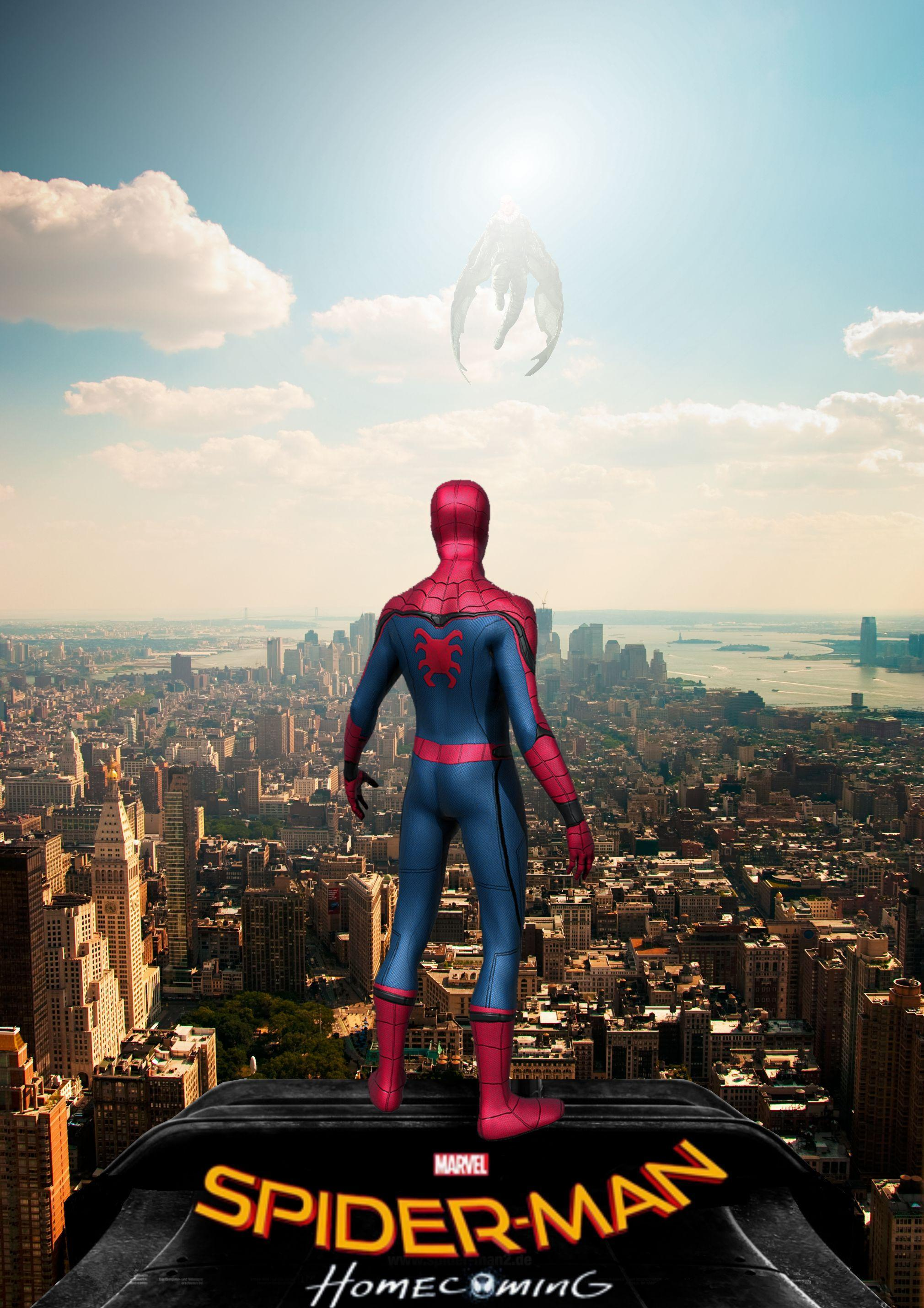 Spider Man Homecoming Phone Wallpapers   Top Spider Man 2020x2859