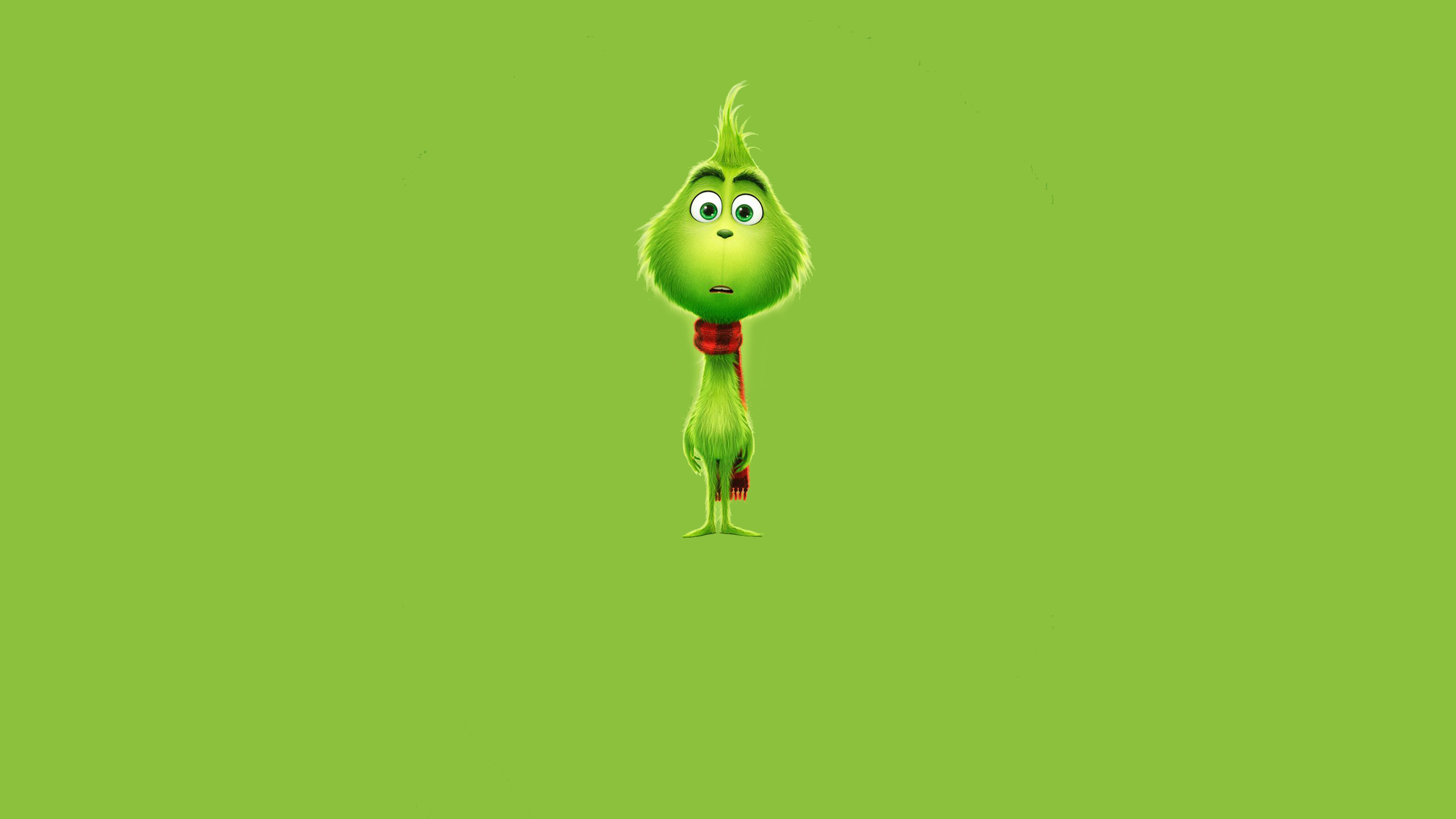 76 Grinch Desktop Wallpapers on WallpaperPlay 3840x2160