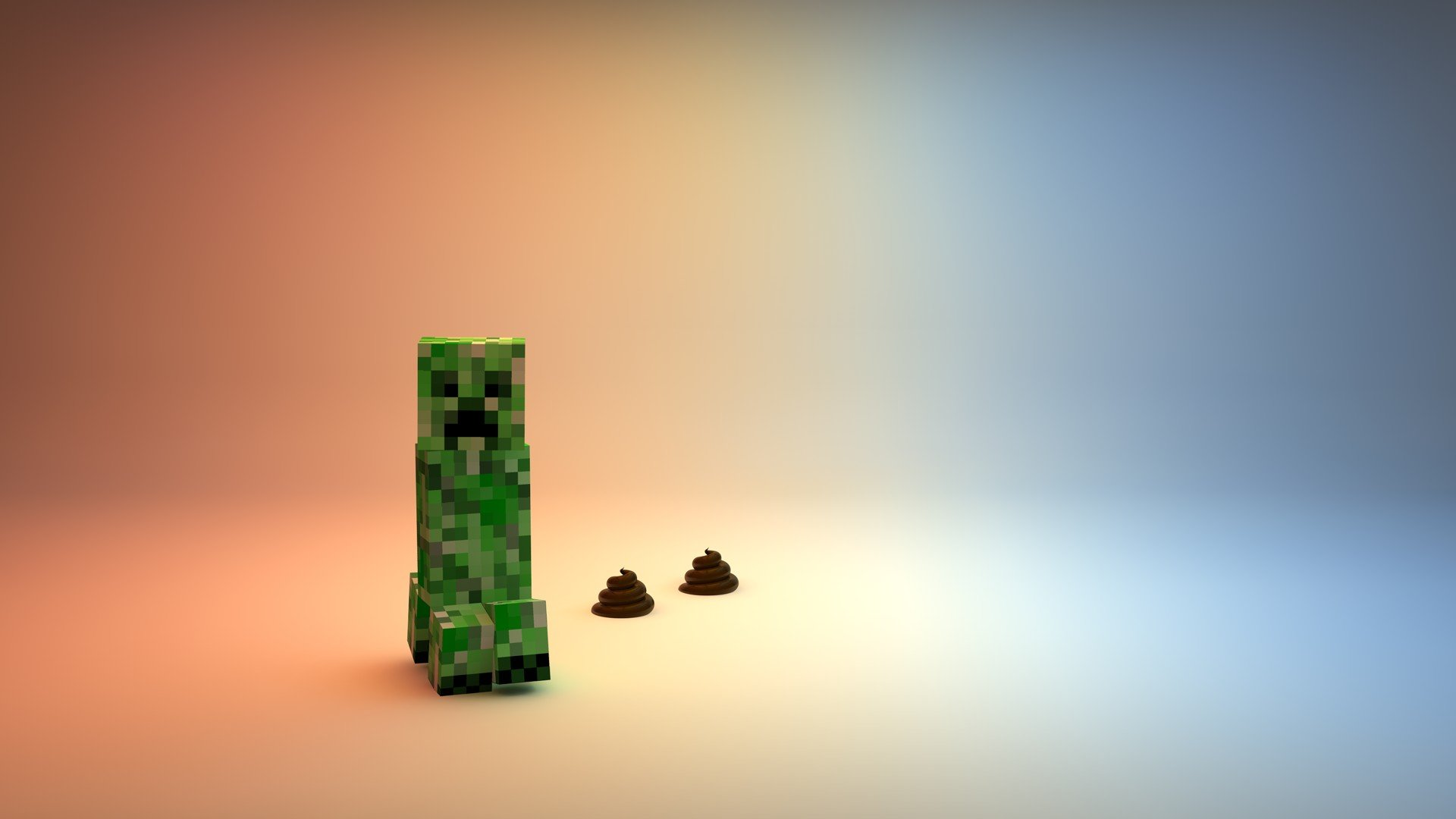 Creeper Minecraft Cool Pictures HD Wallpaper of Minecraft 1920x1080