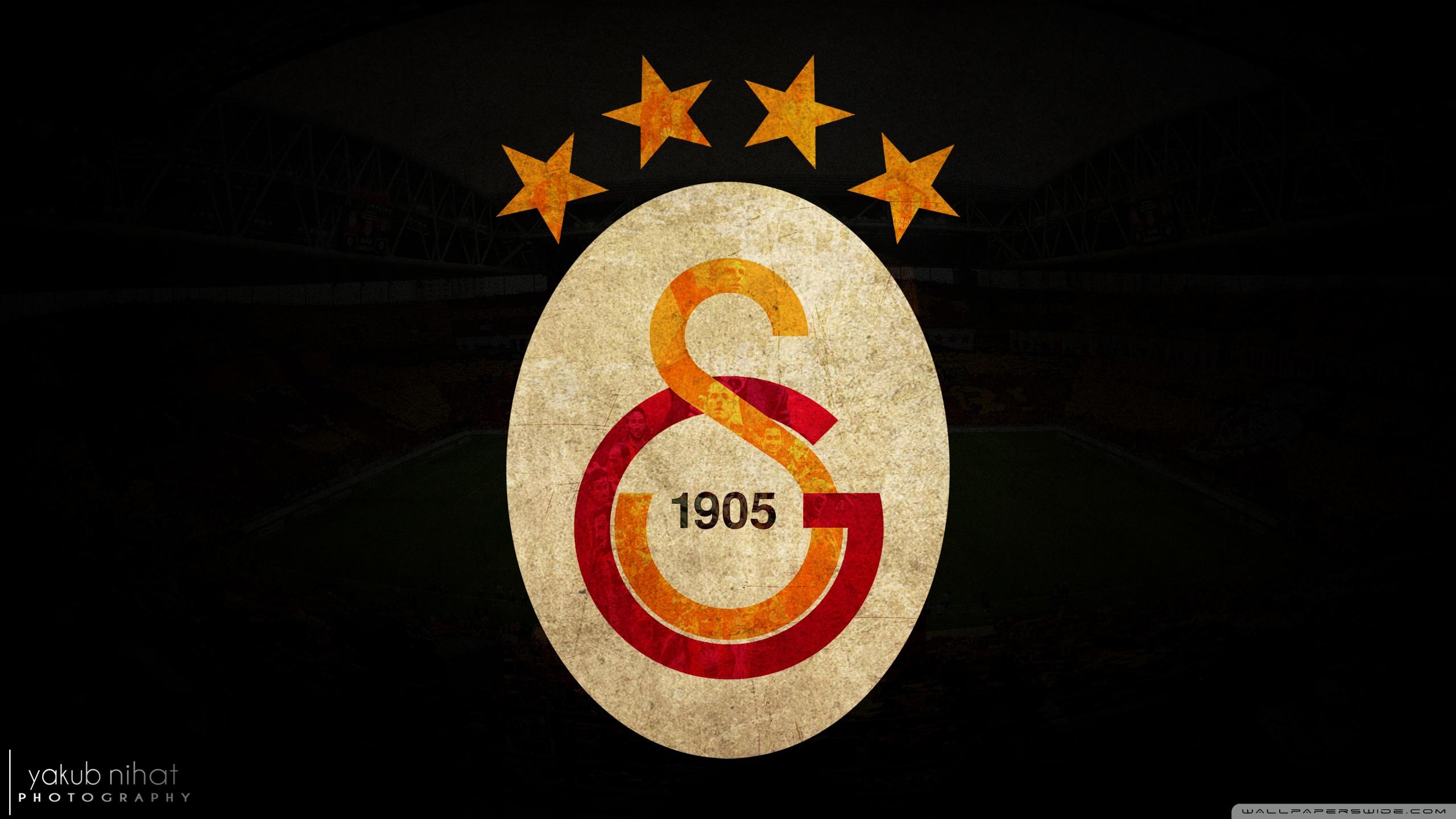 Galatasaray 2015 4K by Yakub Nihat 4K HD Desktop Wallpaper for 2560x1440