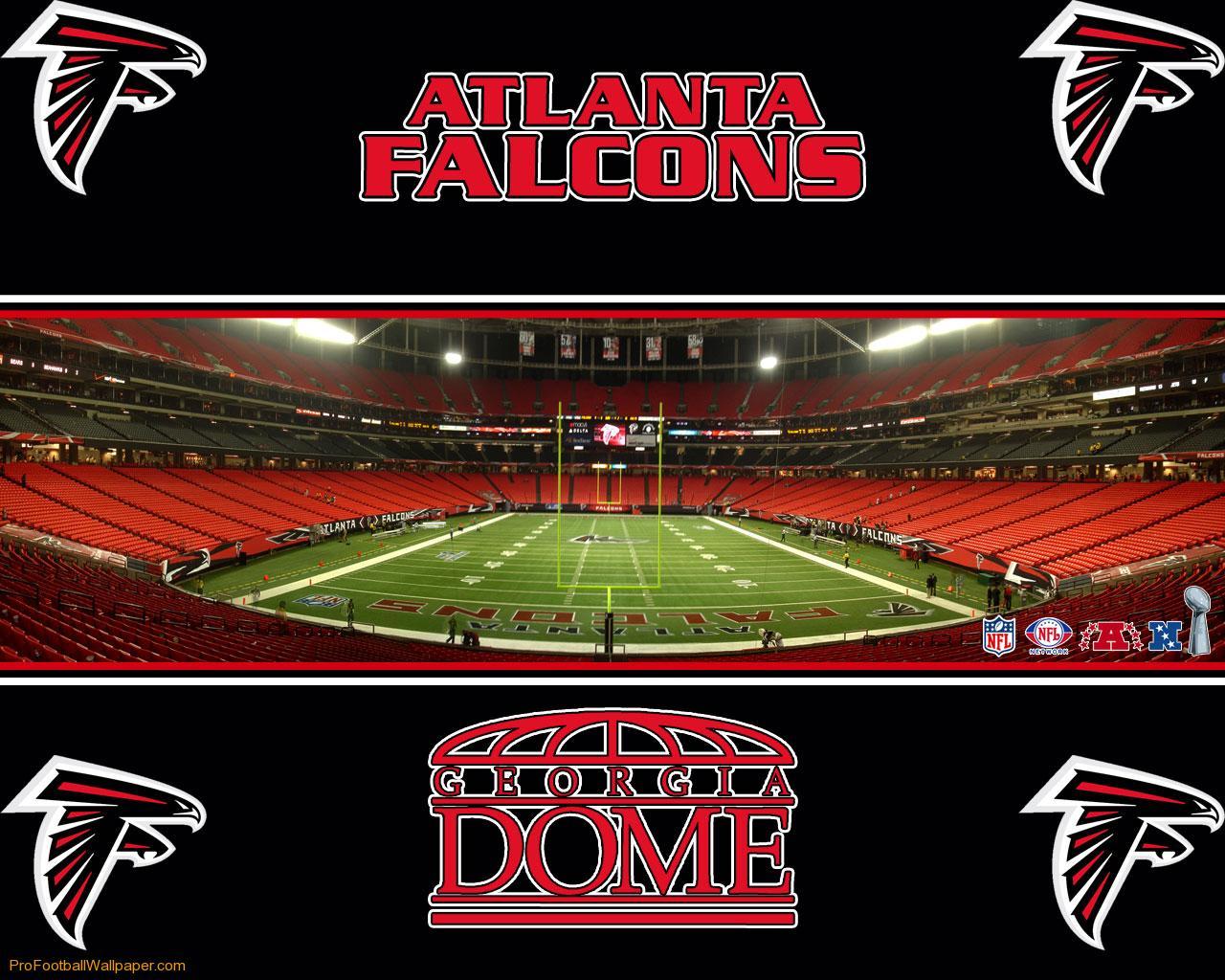 Atlanta Falcons Wallpaper 177284 HD Wallpaper Res 1280x1024 1280x1024