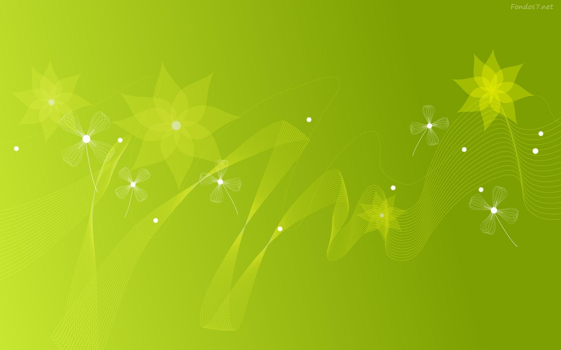 Green wall 1920x1200