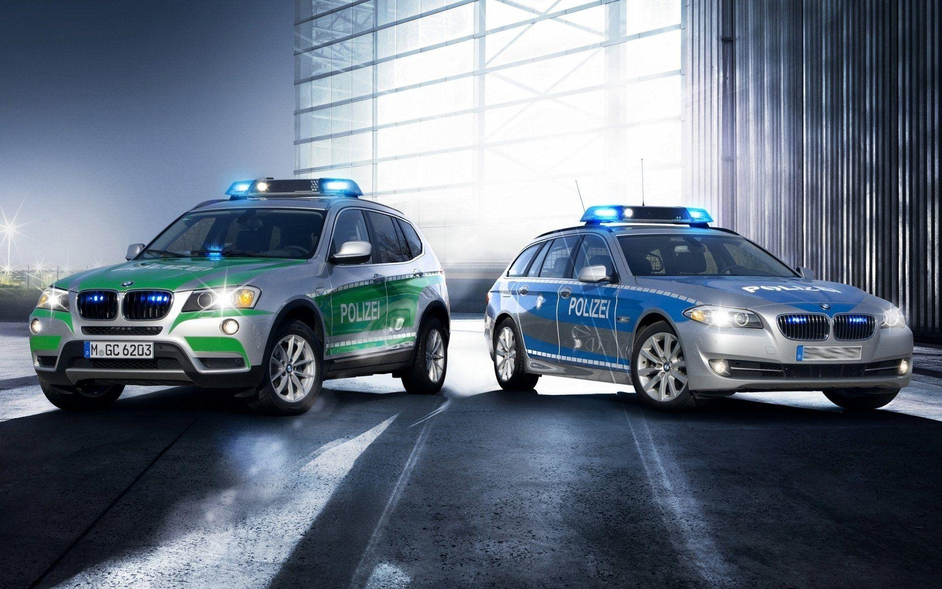 Police Car Wallpapers 1920x1200
