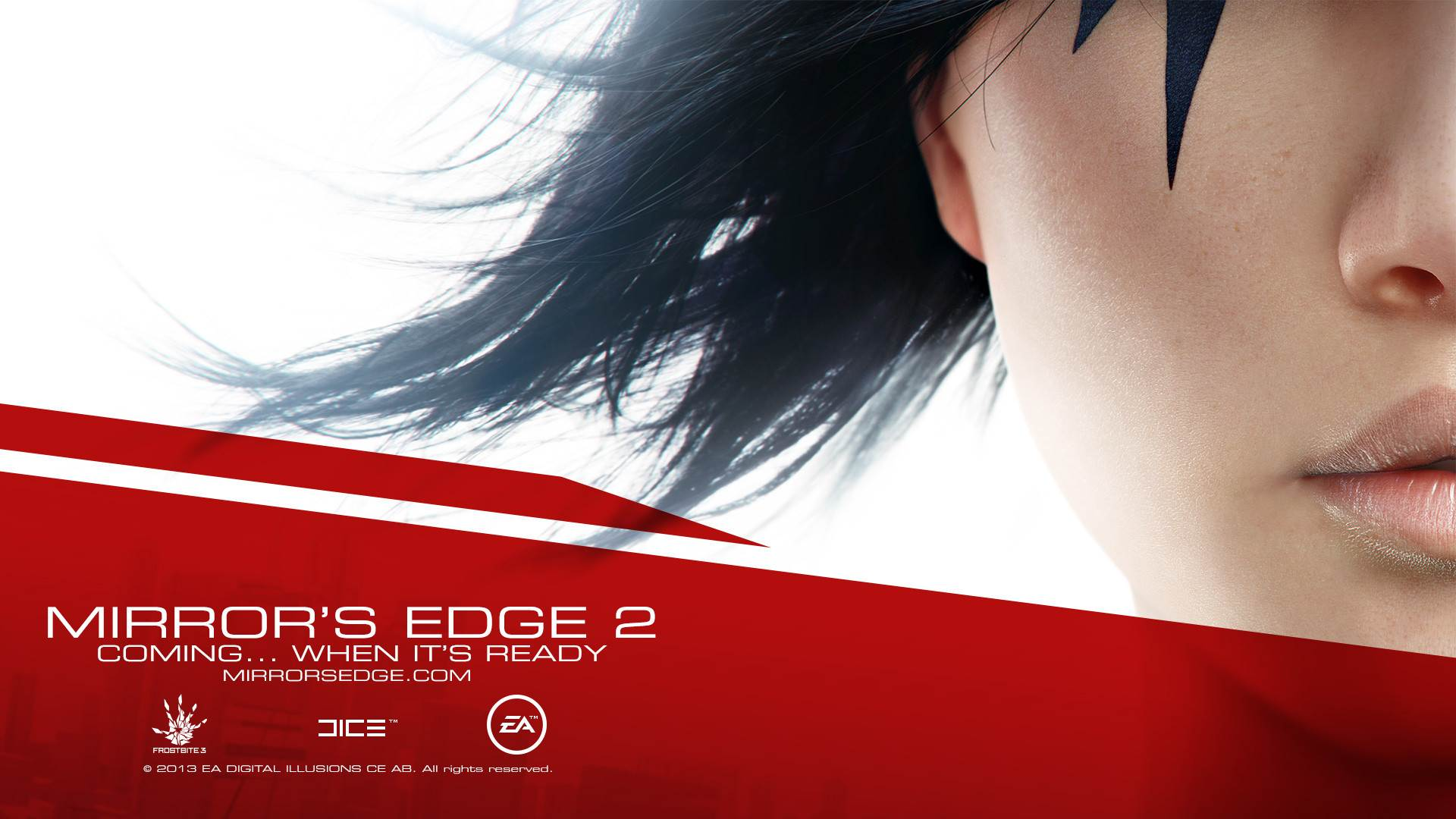 mirrors edge 2 wallpaper GamingBoltcom Video Game News Reviews 1920x1080