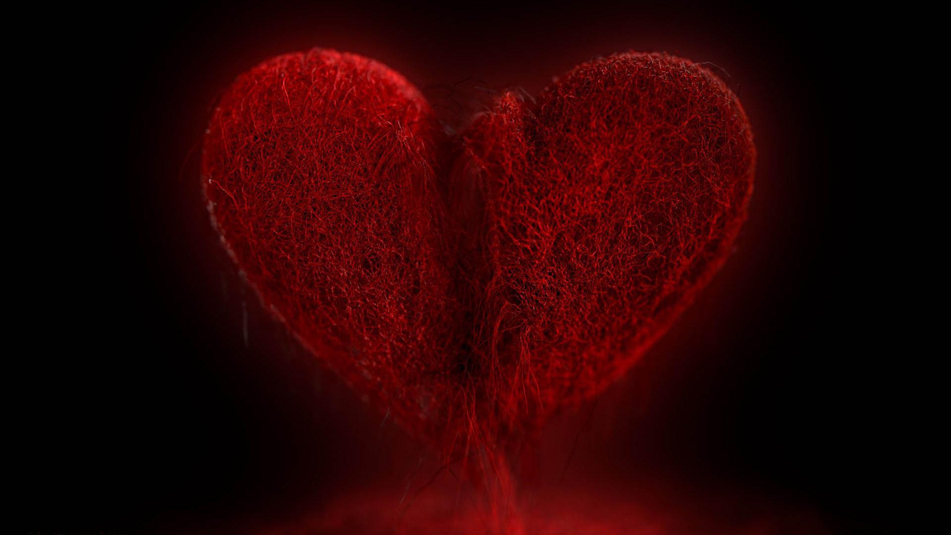 74 Broken Heart Wallpaper Love On Wallpapersafari