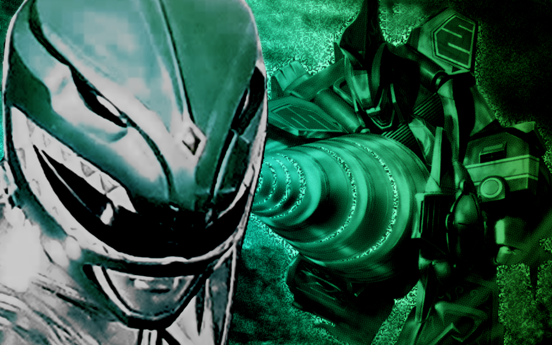 Power Rangers Green Ranger Wallpaper Www Pixshark Com