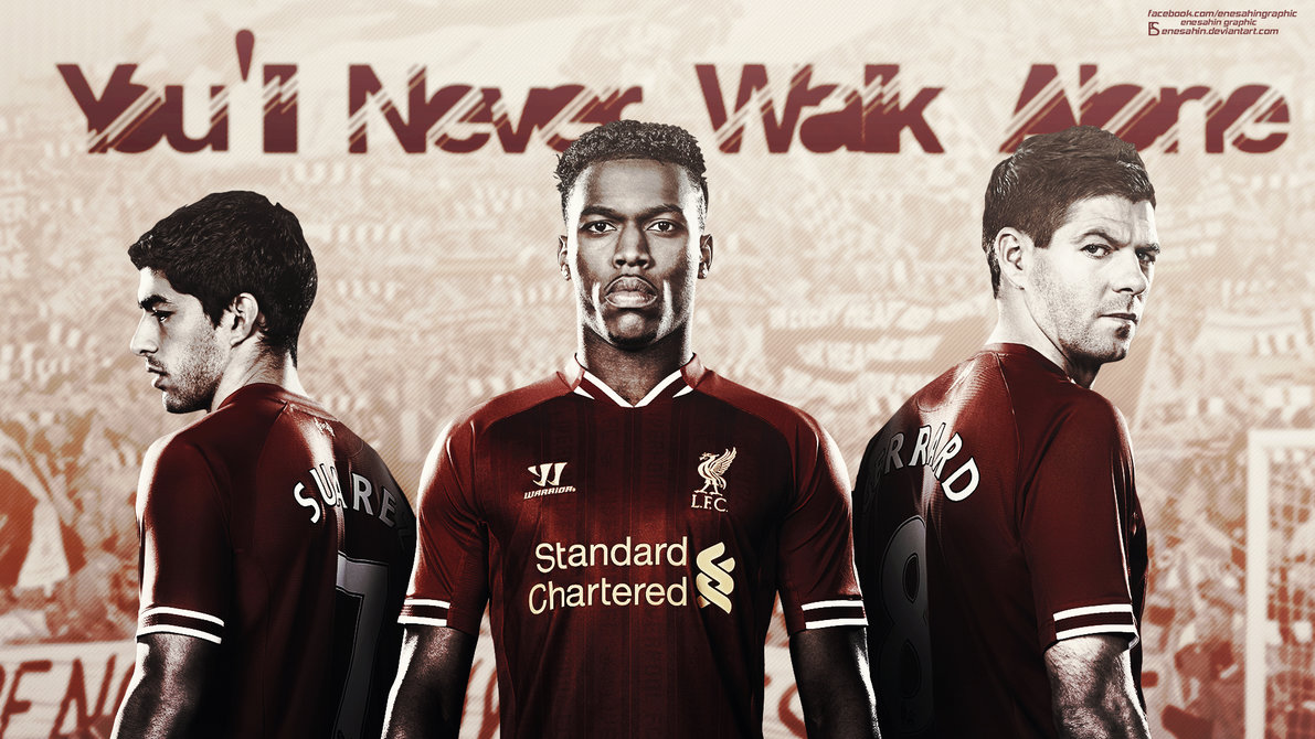 Youll Never Walk Alone by Enesahin 1191x670