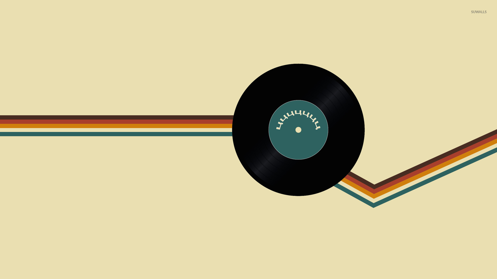 50 Vinyl Record Wallpaper On Wallpapersafari