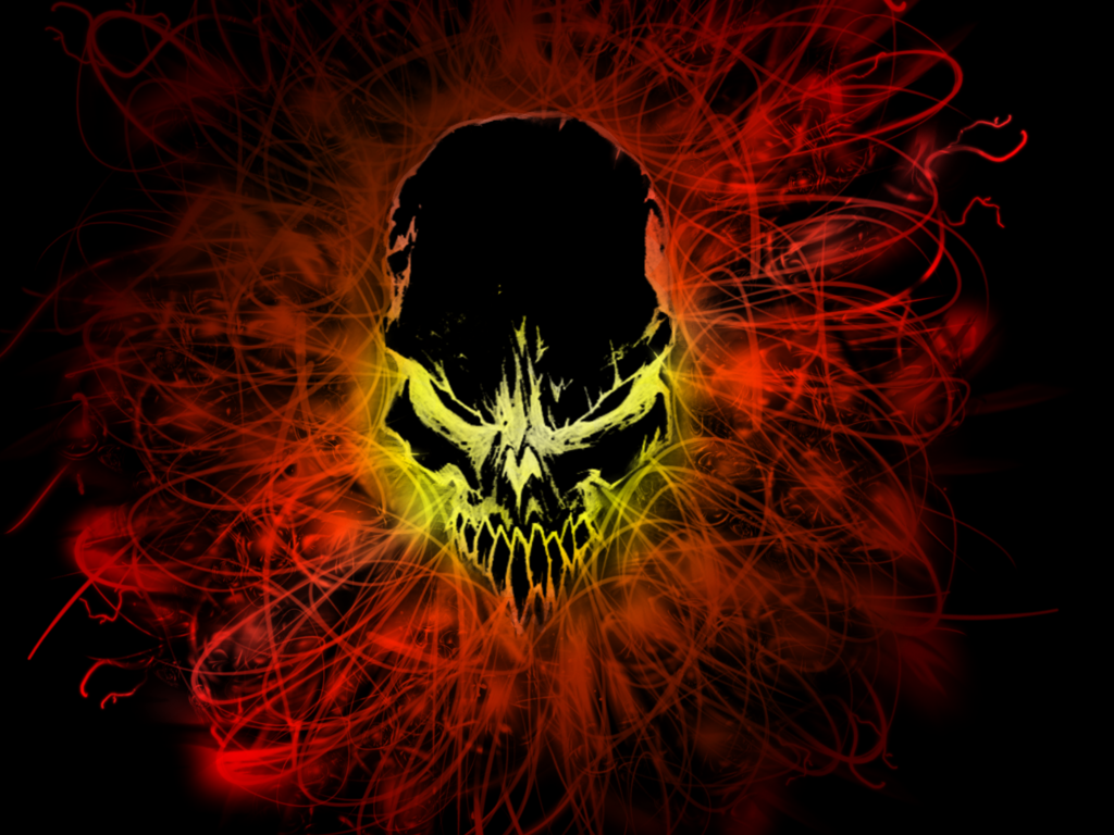 Black Skull Dragon Wallpaper Images Pictures Becuo 1024x768