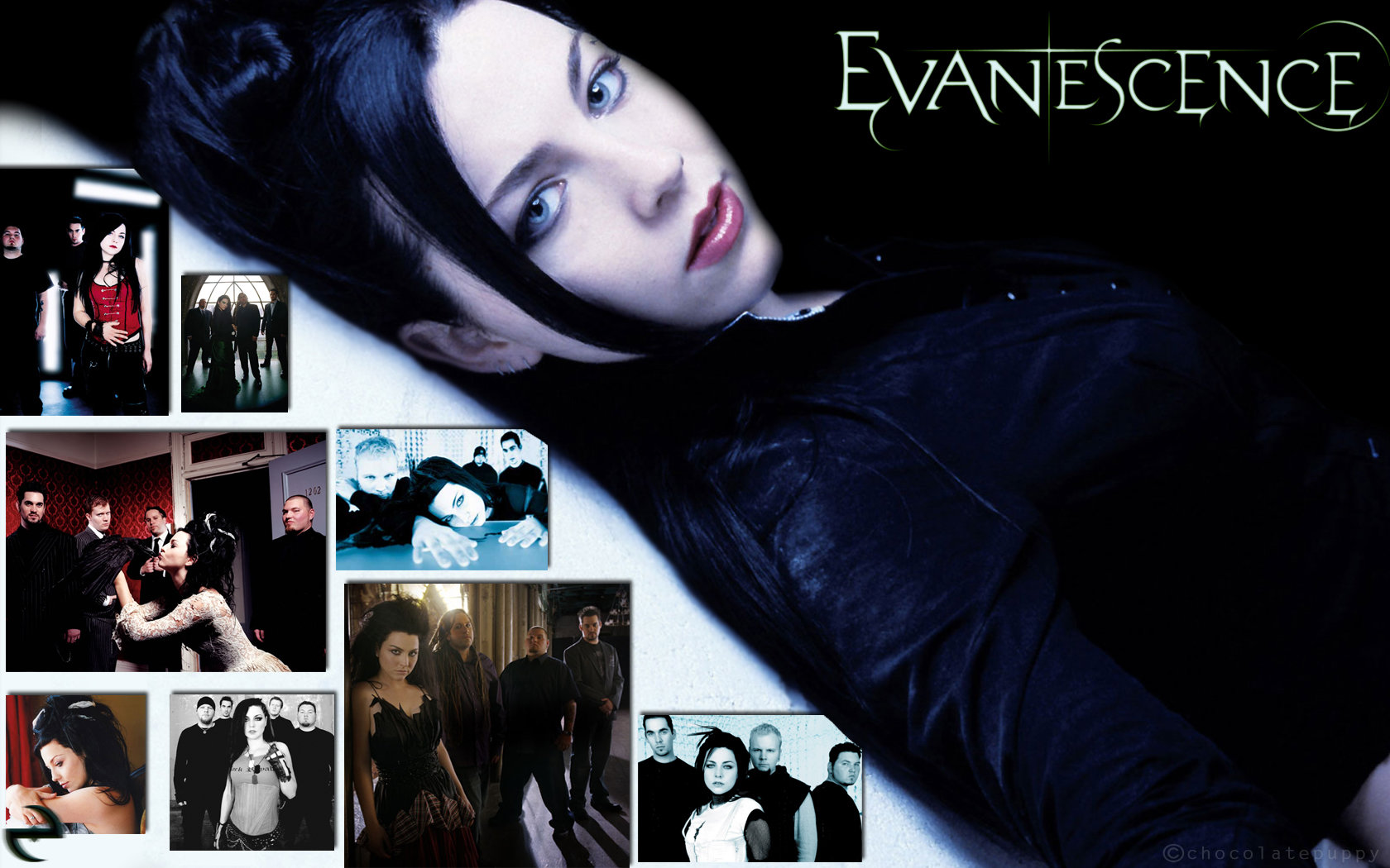 Evanescence Wallpaper by chocolatepuppy 1680x1050
