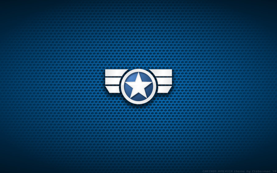 Wallpaper   Captain America Secret Avengers Logo by Kalangozilla on 900x563