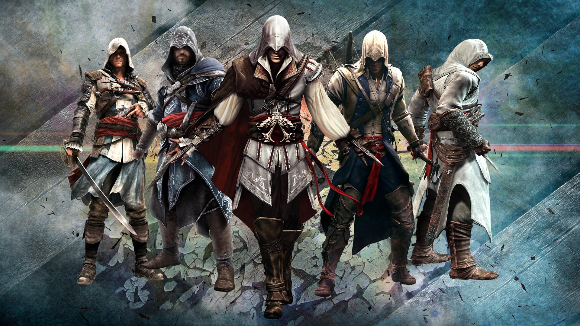 Free Download Assassins Creed Unity Wallpaper 6 Wallpapersbq