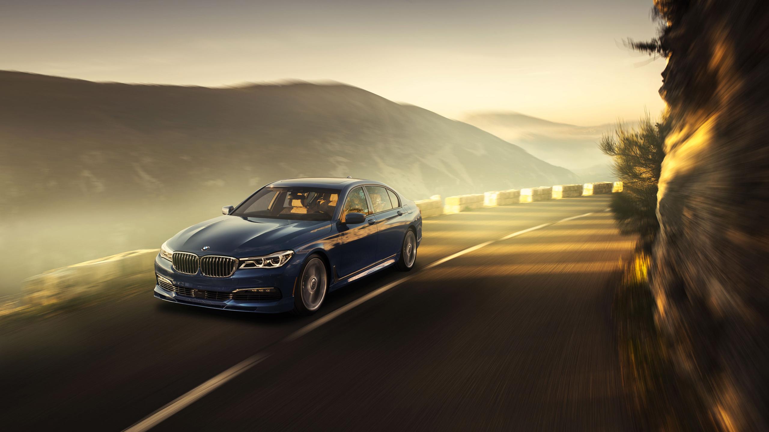 2016 BMW Alpina B7 xDrive Wallpaper HD Car Wallpapers ID 6161 2560x1440