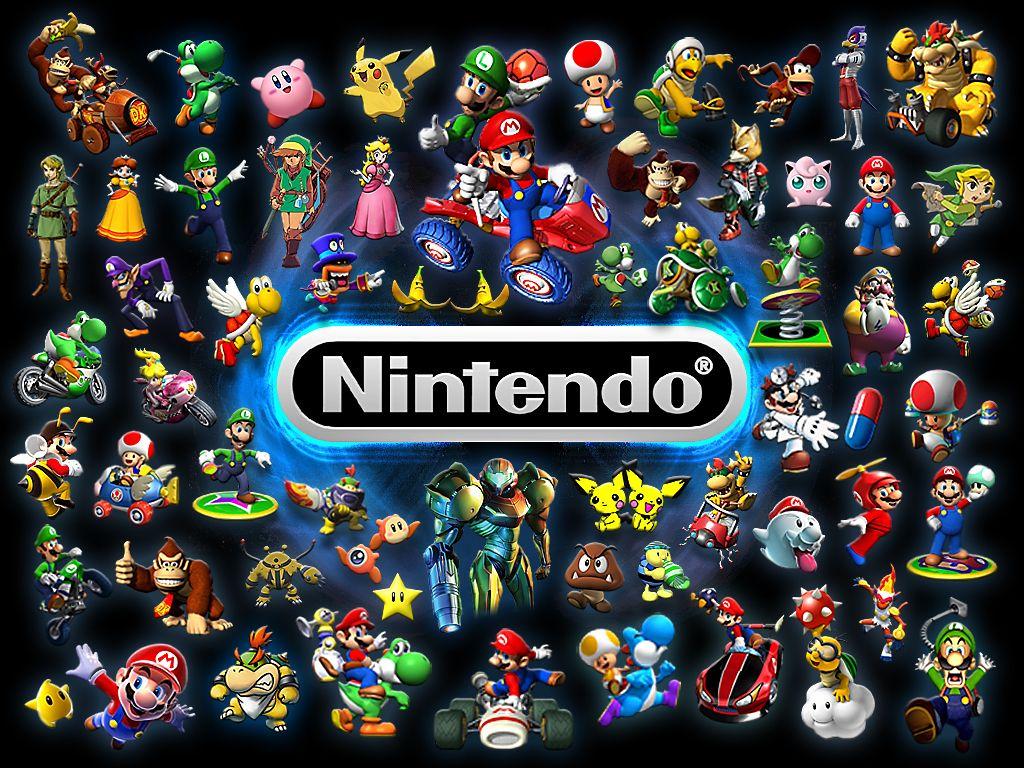 Cool Nintendo Wallpapers   Top Cool Nintendo Backgrounds 1024x768