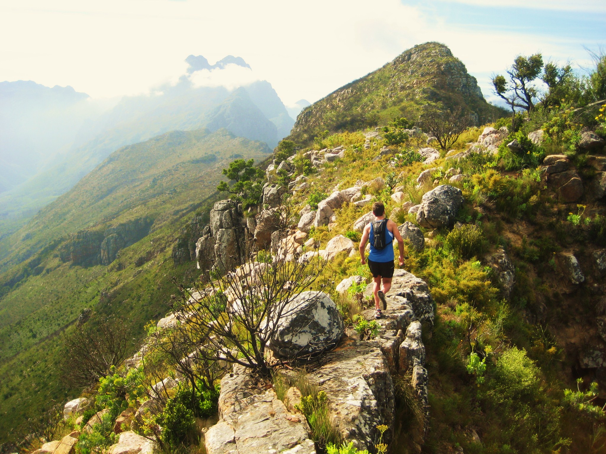 Trail Running Wallpaper - WallpaperSafari