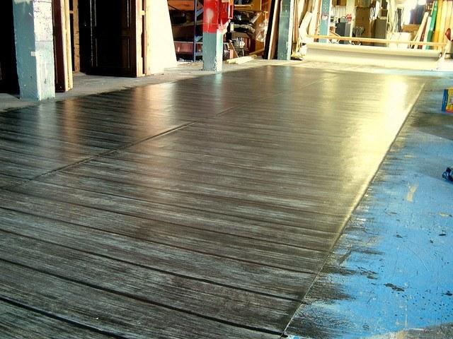 Plywood Over Linoleum 640x480