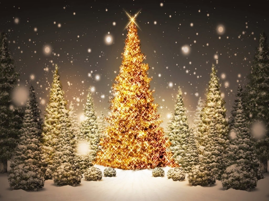 Wallpapers Fre Christmas Wallpapers 1024x768
