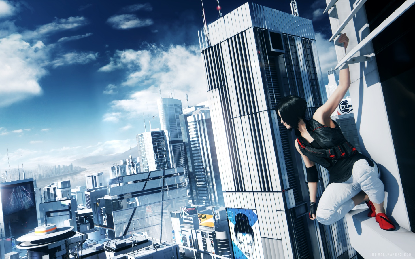 Mirrors Edge 2 2014 HD Wallpaper   iHD Wallpapers 1440x900