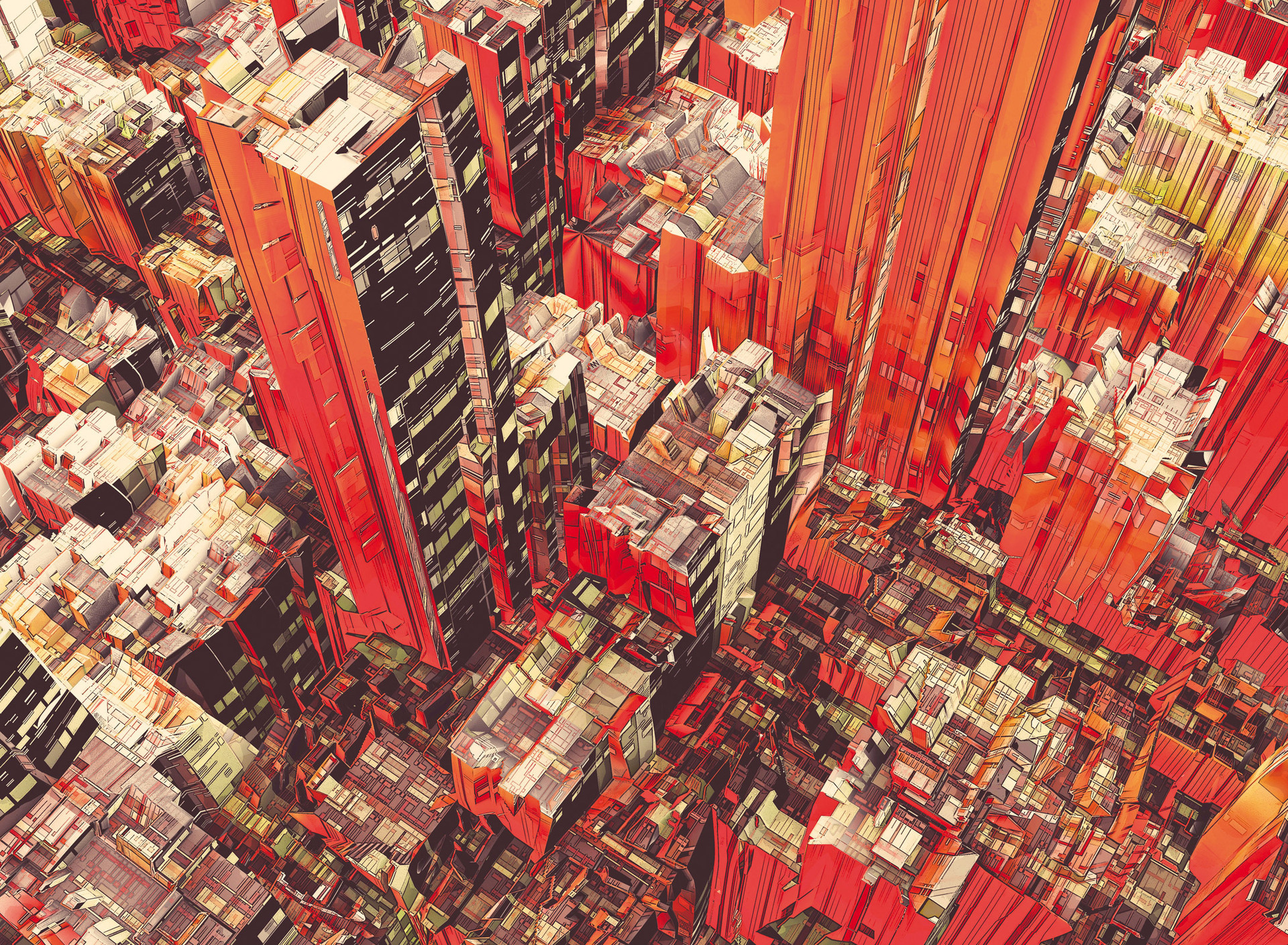 Wallpapers by Atelier Olschinsky 1920x1409