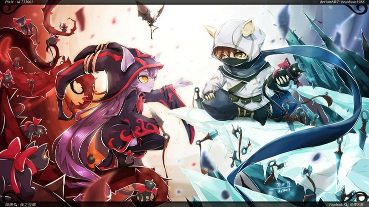 900 x 480 pictures league of legends kennen lulu league of legends 736x414