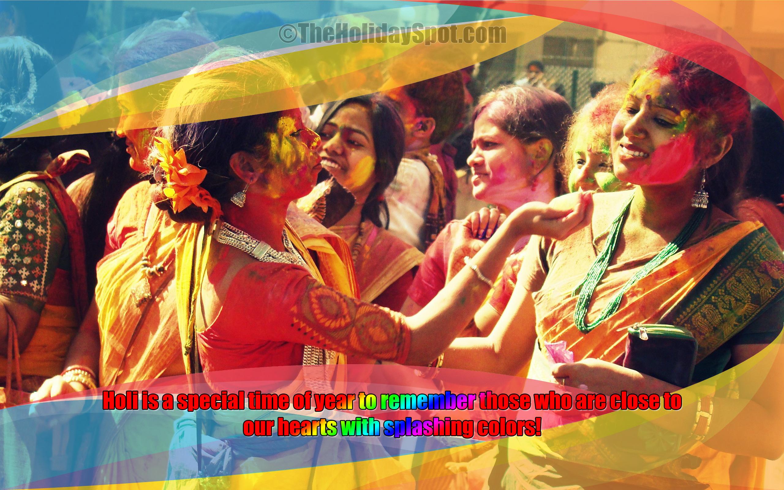 Holi 2019   Holi HD Wallpapers Holi Images 2560x1600